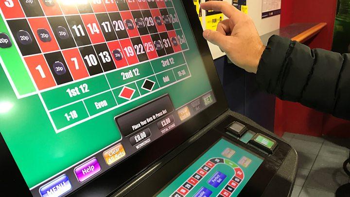 オンラインカジノをプレイ