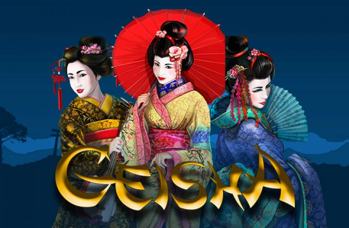 Geisha Slot Machine